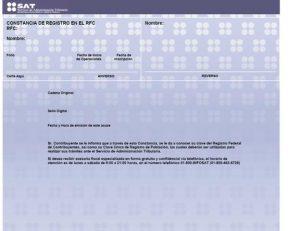 Imprimir Cédula de Identificación Fiscal con CBB