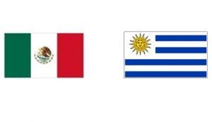 Mexico Uruguay