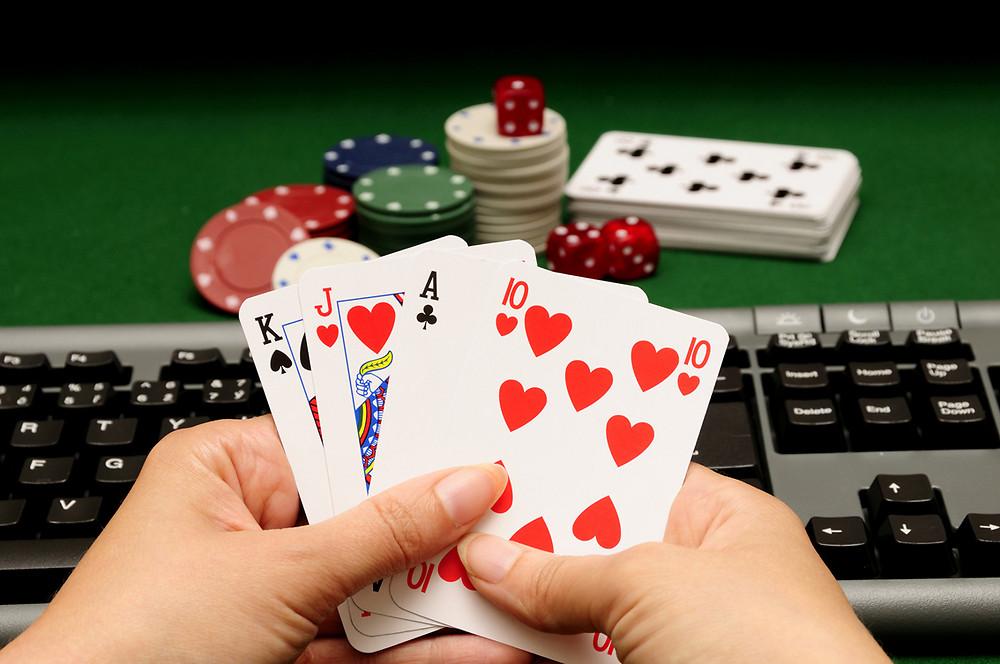ley de juego y sorteos:
