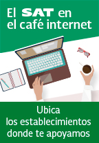 Provedores de Servicios de Internet del SAT