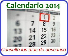 Calendario Impuestos Enero 2014