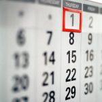 calendario febrero 2014