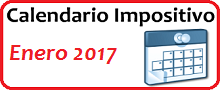 Calendario de Impuestos de enero 2017 en México