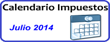 Calendario de Impuestos de Julio 2014 en México