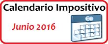 Calendario de Impuestos de Junio 2016 en México