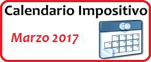 Calendario de Impuestos de marzo 2017 en México