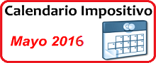 Calendario de Impuestos de Mayo 2016 en México