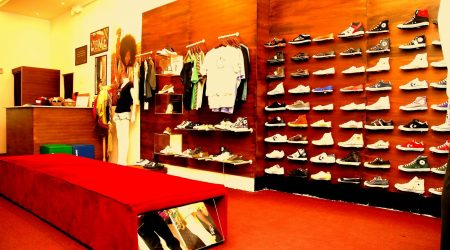 calzado e indumentaria
