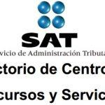 Centros de Recursos y Servicios – CERYS SAT