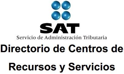Centros De Recursos Y Servicios Cerys Sat Los Impuestos