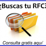 Sacar RFC + Homoclave y CURP