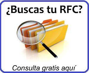 consulta rfc homoclave