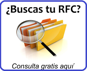 ¿Cómo sacar RFC?
