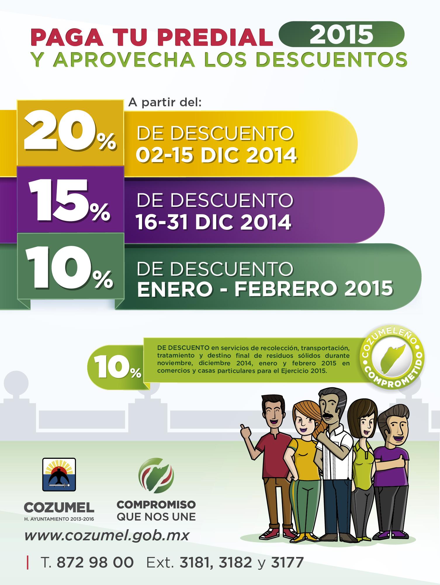 Tabla De Impuestos Mexico 2015