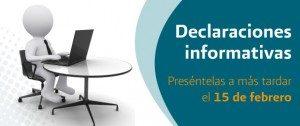 DIM 2015 – Declaración Informativa Múltiple