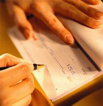 Autorización para recibir donativos deducibles