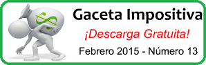 Gaceta Fiscal Febrero 2015