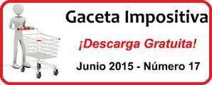 Gaceta Fiscal Junio 2015