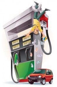 ¿Qué impuestos se incluyen en el precio de la gasolina?