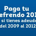 Pago Refrendo 2013 Guanajuato
