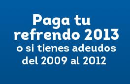 refrendo 2013