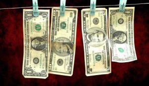 lavado de dinero montos