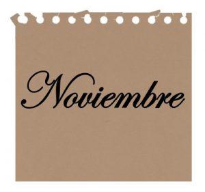 Calendario Impuestos Noviembre 2014