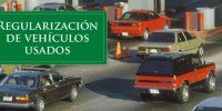 regularizacion vehiculos