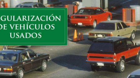 regularizacion vehiculos